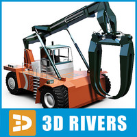reach stacker 3ds