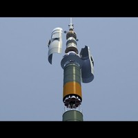 soyuz spacecraft rocket manned 3d model