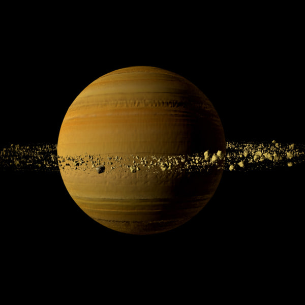 Remote Controlled Model Planet Saturn - Pics about space