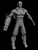 Cyborg Model 2