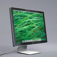 led display 3d model