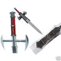 sword knights 3d model
