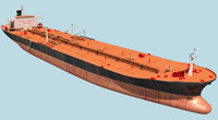 Tanker - Commercial ship