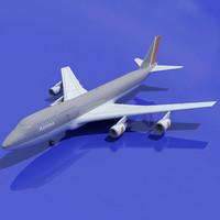 Boeing 747 Asiana