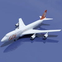 3d b 747