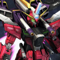 ZGMF-X19A Infinite Justice Gundam