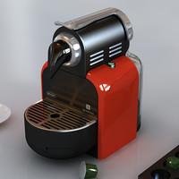 nespresso essenza en95 3d model