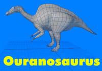 ouranosaurus 3ds