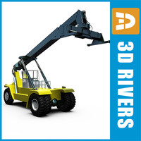 Reach stacker 02 by 3DRivers