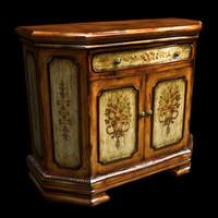 3d model bombe cabinet