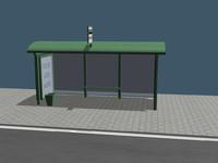 truespace bus station