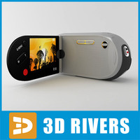3ds max new camcorder