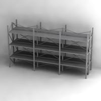 3d rack