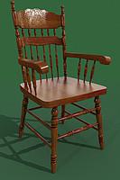 3d armchair 828a