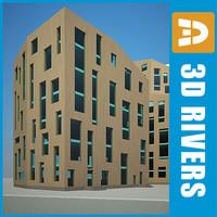 building house 10 3d model
