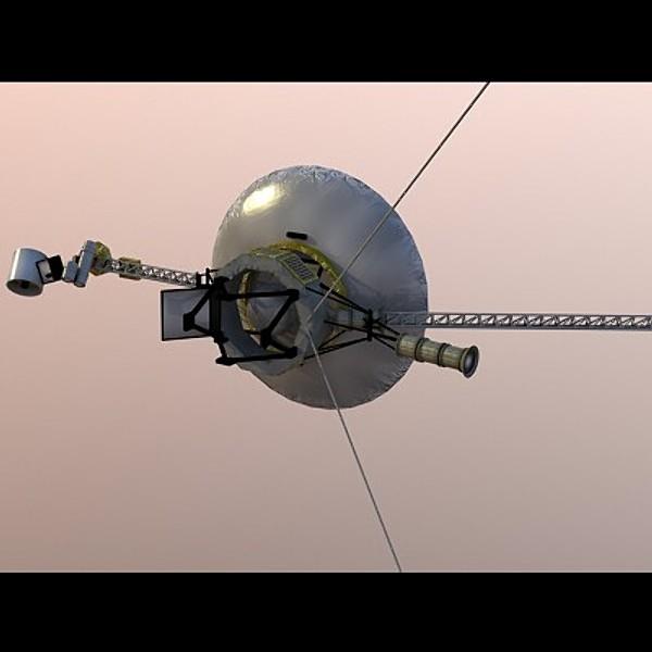 b voyager spacecraft - photo #35