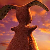 3d fuzzy bunny toy