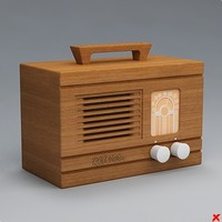 maya radio antique