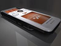 Sony Ericcson W580i mobile