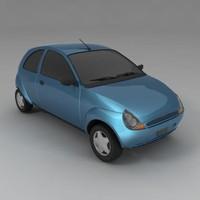 ka 3d model