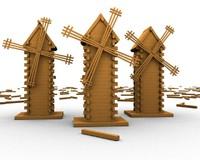 3d model house animation building