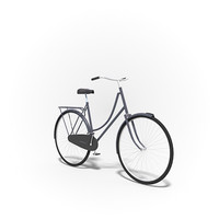 Free bicycle 3d model.zip