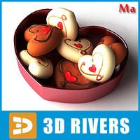 maya saint valentine sweet heart