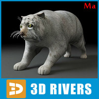Manul v1 by 3DRivers