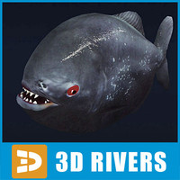 Piranha 02 by 3DRivers