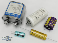 Electrolytic Capacitors 5 in 1 Savings Pack