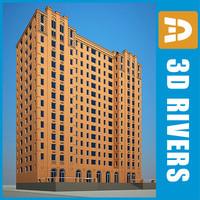 building house 17 3d model
