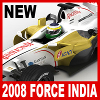 2008 Force India VJM01