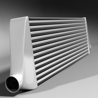 3ds max air intercooler sports
