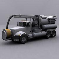 Jetter Truck #1