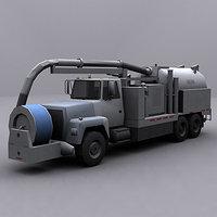 Jetter Truck #2