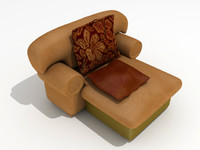 furniture 3d model