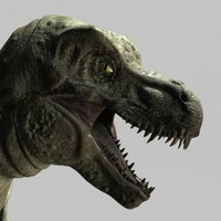 T-rex for maya 7 and up
