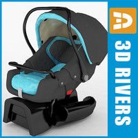 Infant car seat  by 3DRivers