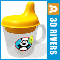 Sippy cup by 3DRivers