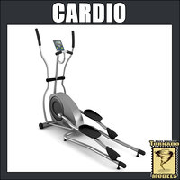 cardio machine 3d lwo