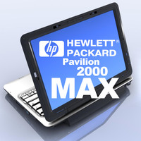 Notebook.HP Pavilion 2000.MAX