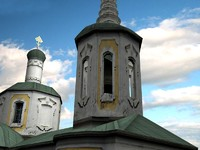 3dsmax russian church