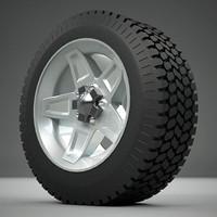 SUV Wheel