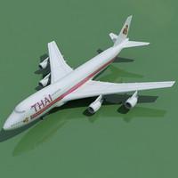 max b 747 thai