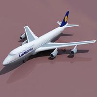 b 747 lufthansa max