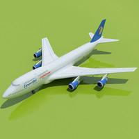 maya b 747 egypt