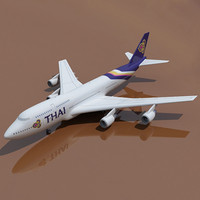Boeing 747 Thai V2