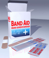 BandAid 3D models.zip