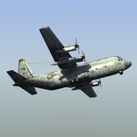 C130H USAF Hercules