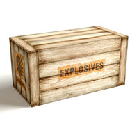 explosives crate max